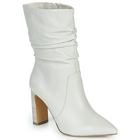 Zapatos Mujer Botas urbanas Tamaris BRESSA Beige