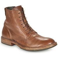 Zapatos Hombre Botas de caña baja Moma MINSK Marrón