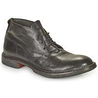 Zapatos Hombre Botas de caña baja Moma MINSK Negro