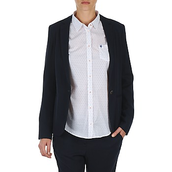 textil Mujer Chaquetas / Americana Marc O'Polo CLOTHILDE Marino