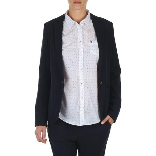 Marc O'Polo CLOTHILDE Marino - Envío gratis | ! - textil Chaquetas / Americana Mujer