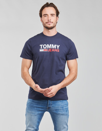 Tommy Jeans TJM CORP LOGO TEE