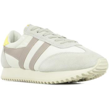 Zapatos Mujer Zapatillas bajas Gola Boston 78 Gris
