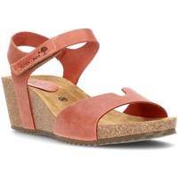 Zapatos Mujer Sandalias Interbios S  5649 TEJA