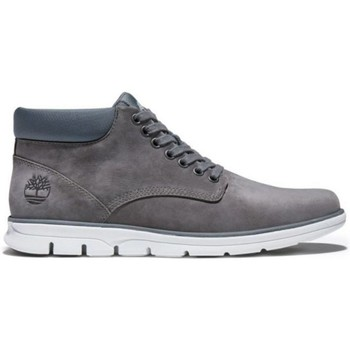 Zapatos Fitness / Training Timberland BRADSTREET CHUKKA LEATHER GRIS TB0A413Y0331 GRIS