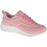Zapatos Mujer Zapatillas bajas Kappa Squince Rosa
