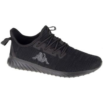 Zapatos Hombre Zapatillas bajas Kappa Capilot Negros