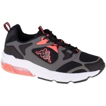 Zapatos Hombre Zapatillas bajas Kappa Yero Negros, Grises