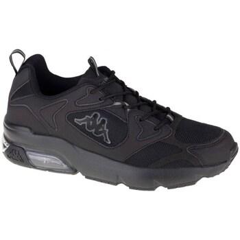 Zapatos Hombre Zapatillas bajas Kappa Yero Negros