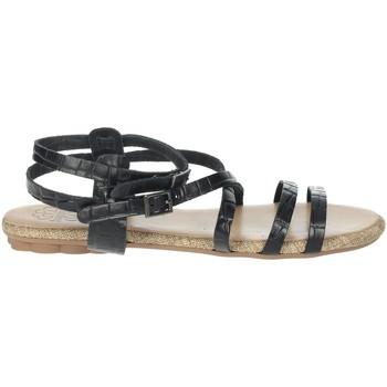 Zapatos Mujer Sandalias Porronet FI2603 Negro