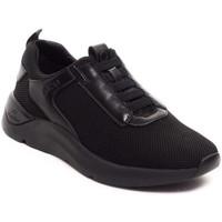 Zapatos Hombre Zapatillas bajas Fluchos F152 Negro