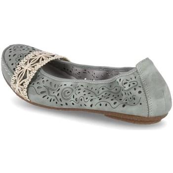 Zapatos Mujer Bailarinas-manoletinas Rieker 4146652 Verdes