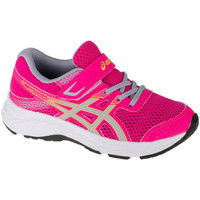 Zapatos Niños Fitness / Training Asics Contend 6 PS Rose