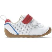 Zapatos Niña Ciclismo Clarks  Blanco