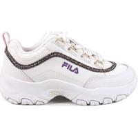 Zapatos Niña Zapatillas bajas Fila 8949 Plata
