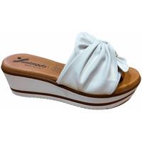 Zapatos Mujer Zuecos (Mules) Susimoda SUSI1909bia bianco