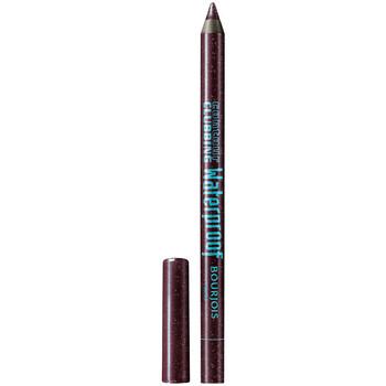Belleza Mujer Lápiz de ojos Bourjois Contour Clubbing Waterproof Eyeliner 73-plum Berry 1,2 Gr