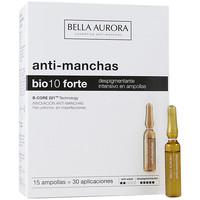 Belleza Mujer Cuidados especiales Bella Aurora Bio10 Forte Despigmentante Intensivo Ampollas  15 x