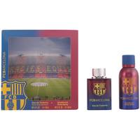Belleza Hombre Cofres perfumes Sporting Brands F.c. Barcelona Lote 2 Pz 2 u