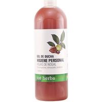 Belleza Mujer Tratamiento corporal Tot Herba Gel De Ducha Higiene Personal Nogal  1000 ml