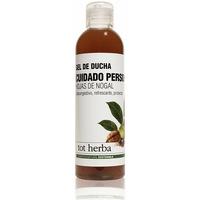 Belleza Mujer Hidratantes & nutritivos Tot Herba Gel De Ducha Higiene Personal Nogal  100 ml