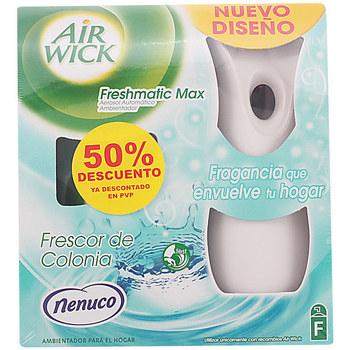 Casa Velas, aromas Air-Wick Freshmatic Ambientador Completo nenuco  250 ml