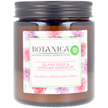 Casa Velas, aromas Air-Wick Botanica Vela Rose & African Geranium 205 Gr
