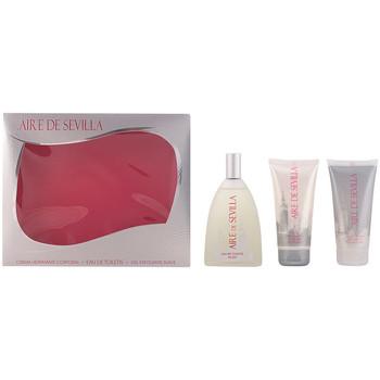 Belleza Mujer Cofres perfumes Aire Sevilla Aire De Sevilla Lote 3 Pz 3 u