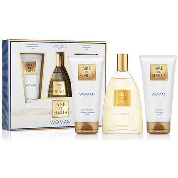 Belleza Mujer Cofres perfumes Aire Sevilla Aire De Sevilla Woman Lote 3 Pz 3 u
