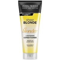 Belleza Acondicionador John Frieda Sheer Blonde Acondicionador Aclarante Cabellos Rubios