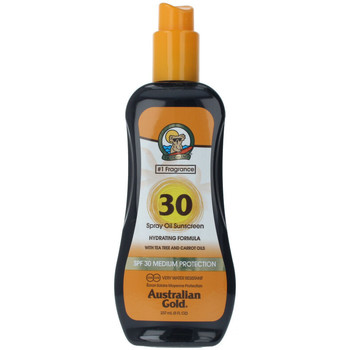 Belleza Protección solar Australian Gold Sunscreen Spf30 Spray Oil Hydrating With Carrot