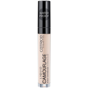 Belleza Mujer Base de maquillaje Catrice Liquid Camouflage High Coverage Concealer 005-light Natural 5