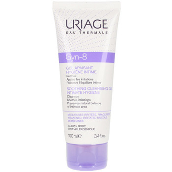 Belleza Mujer Tratamiento corporal Uriage Gyn-8 Soothing Cleanising Gel Intimate Hygiene