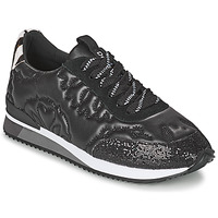 Zapatos Mujer Zapatillas bajas Desigual BROKER BOMBAY Negro