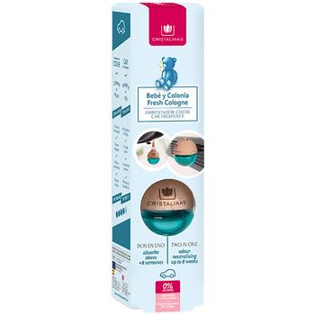Casa Velas, aromas Cristalinas Coche Ambientador 0% bebé