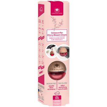 Casa Velas, aromas Cristalinas Coche Ambientador 0% cerezo