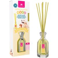 Casa Velas, aromas Cristalinas Mascotas Ambientador Mikado 0% flores Blancas