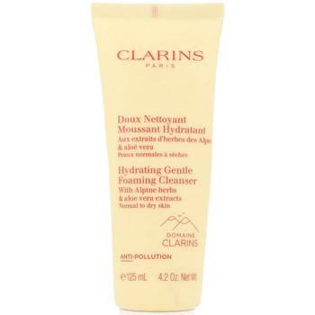 Belleza Desmaquillantes & tónicos Clarins Gel Nettoyant Hydratante Peaux Normales Ou Mixtes  125 m