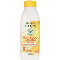 Belleza Mujer Acondicionador Garnier Fructis Hair Food Banana Acondicionador Ultra Nutritivo350ml 35