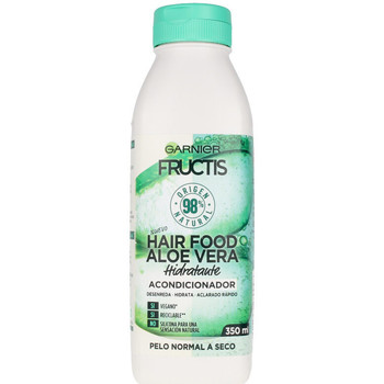 Belleza Mujer Acondicionador Garnier Fructis Hair Food Aloe Vera Acondicionador Hidratante  3