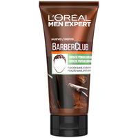 Belleza Hombre Fijadores L'oréal Men Expert Barber Club Crema Peinado Look Natural
