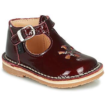 Zapatos Niña Sandalias Aster BIMBO Burdeo