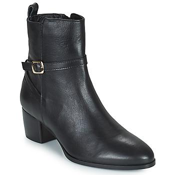 Zapatos Mujer Botas de caña baja JB Martin AUDE Negro