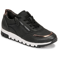Zapatos Mujer Zapatillas bajas Jana GERFRA Negro