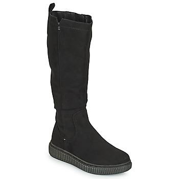 Zapatos Mujer Botas urbanas Jana KAMIRA Negro