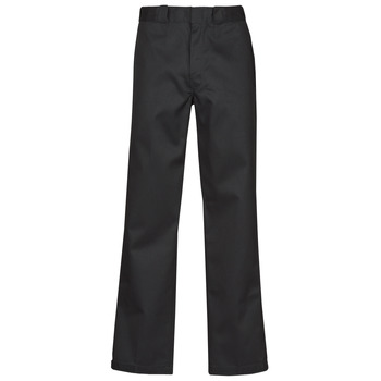 textil Hombre Pantalones con 5 bolsillos Dickies ORIGINAL FIT STRAIGHT LEG WORK PNT Negro