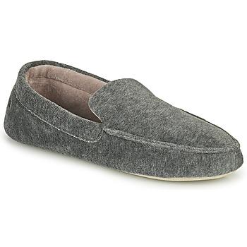 Zapatos Hombre Pantuflas Isotoner 96774 Gris / China