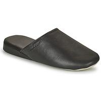 Zapatos Hombre Pantuflas Isotoner 96607 Negro