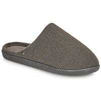 Zapatos Hombre Pantuflas Isotoner 98033 Gris