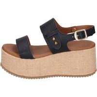 Zapatos Mujer Sandalias Sara Collection BJ920 Negro